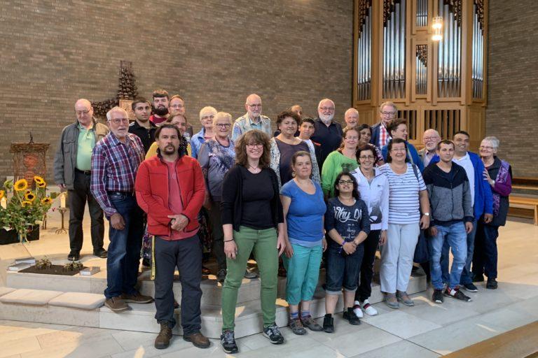 25 Jahre Caritas-Sankt Martin e.V.